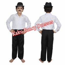 Kids Bhagat Singh Fancy Costume