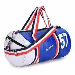 PU Leather Gym Bag