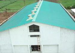 Work Shop Building  Project