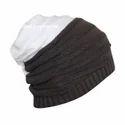 Acrylic Woolen Slouchy Beanie Cap