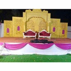 Rizwan Handicrafts Manufacturer Of Wedding Sofa Wooden Counters From Saharanpur