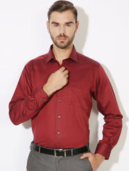 Mens Full Sleeve Formal Professional Shirts