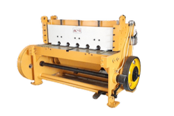 Mechanical UnderCrank Shearing Machine