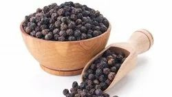 Dry Black Pepper (Raw), For Spices, Packaging Type: Packet