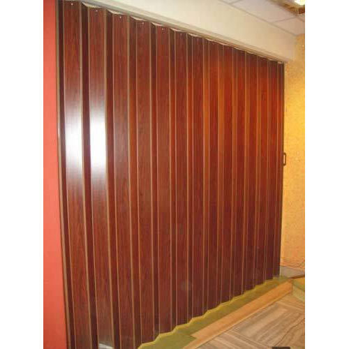 Pvc Folding Doors At Rs 55 Square Feet Old Faridabad Faridabad