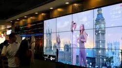 Samsung UH46F5 Video Wall