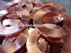Solid Copper Strip Coils