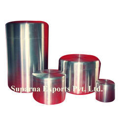 300 ml Coffee and Tea Aluminum Canister
