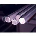 Hexagonal Bright Bars