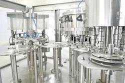 Beverage Preparation Plant (Syrup Preparation Plant)