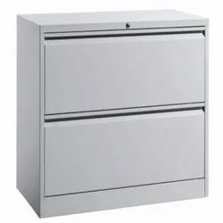 Fonzel FCL21-6 Double Drawer Metal Lateral Filing Cabinet