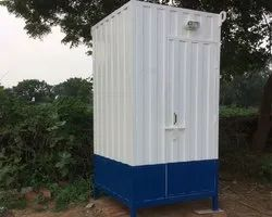 Portable Mobile Toilet Cabin