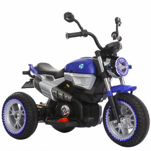White And Blue 3 Wheeler Kids Bike Rs 16999 Piece Overseas