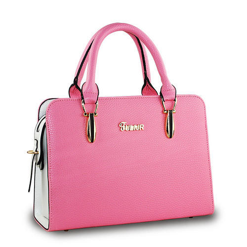 1d89c8e692 Pink Leather Ladies Stylish Purse
