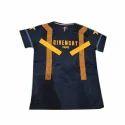 Cotton Givenchy Paris Half Sleeve T Shirt, Size: S, M & L