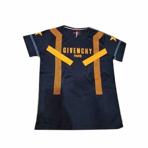 Cotton Givenchy Paris Half Sleeve T Shirt e16f79faf4df