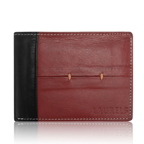 Laurels Imported  Leather Wallet  with 6 Month Warranty