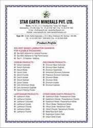 Zirconium Basic Sulphate, Zirconium Sulphate