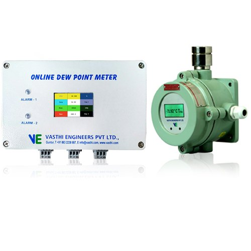 Dew Point Transmitter With Control Unit