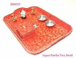 Small Lagna Patrika Trey