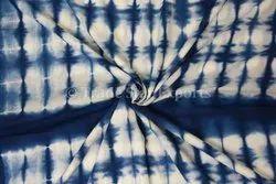 Indian Designer Shibori Tie Dye 44 Cotton Fabric Dress Making 100% Cotton Tie Dye Fabric