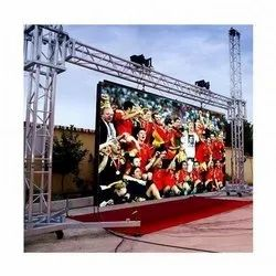 Big Outdoor Full Color LED Display
