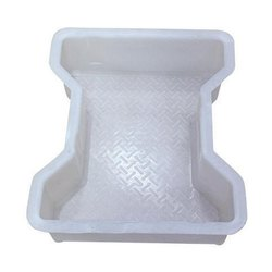 I Shape Silicone Plastic Paver Block Mould