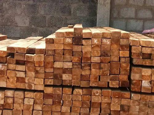 Ghana Teak Wood at Rs 1650 /cubic feet   Ghana Teak