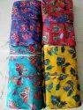 Procion Print Rayon Fabric