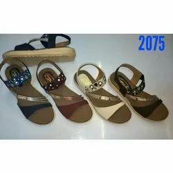 Women Designer Daily Wear Flat Sandal