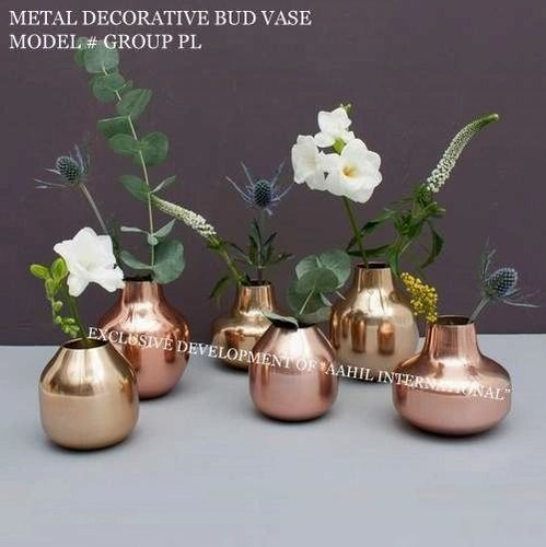 Copper Vases - Copper Plated Vase