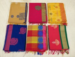 Low Range Cotton Sarees