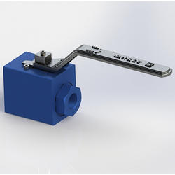 High Performance High Pressure Ball Valve CL2500