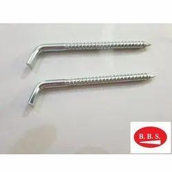 Steel Heater Screw