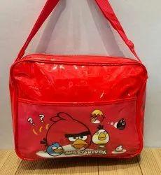 Angry Bird Printed Bag