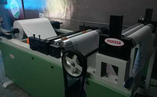 Dining Table Paper Roll Making Machine Single Phase 230