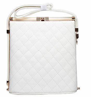 Marie Claire Women White Handbag at Rs 2699  7b99eddc3f