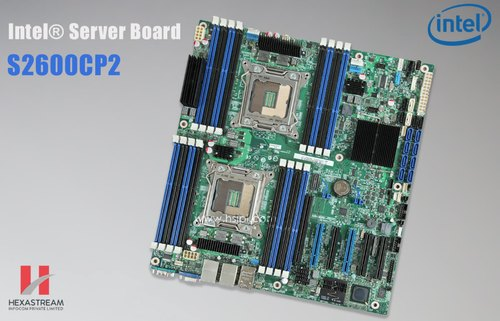 SERVER & OPTIONS - INTEL SERVER BOARD S2600CP2 Distributor / Channel