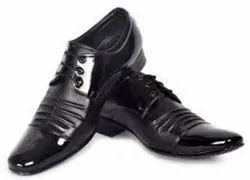 Lace Up Black Men Formal Shoes, Size: 6-10