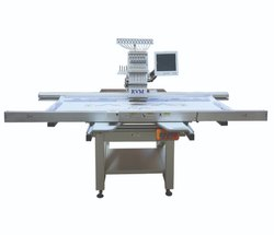 RVM Single Head Cording Embroidery Machine for Blouse and Kurti
