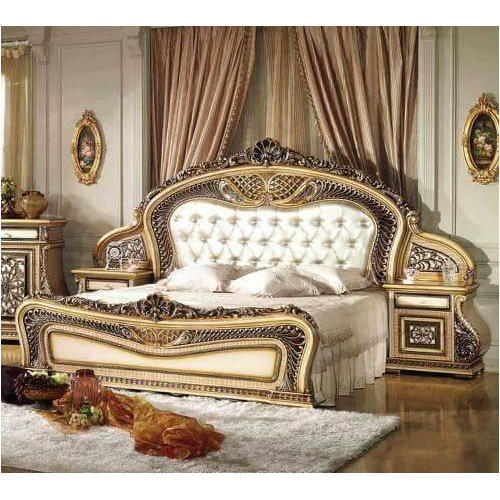 Antique Wooden Bed - Antique Wooden Bed, Rs 225000 /piece, Smart Tech Solution ID