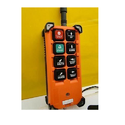 Radio Remote Control For EOT Crane