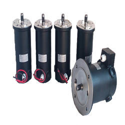 Brush DC Motor