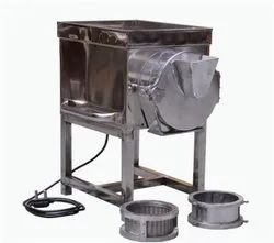 DRY FRUIT POWDER MACHINE (THREE PHASE)