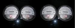 Sensocon Mack USA Magnehelic Gages -100 To 100 MMWC