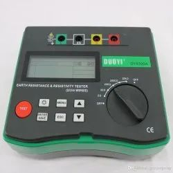 Earth Resistance Tester Calibration Service
