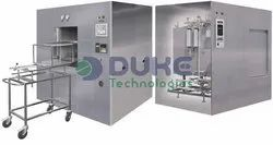 Pharma Ventilator Steam Sterilizer