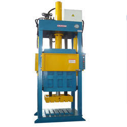 Hydraulic Cloth Bailing Press Machine