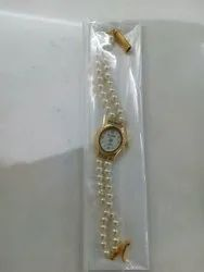 Ladies Pearl Watch