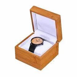 Single Watch Wooden Gift Box
